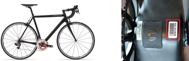 Register Your Bike