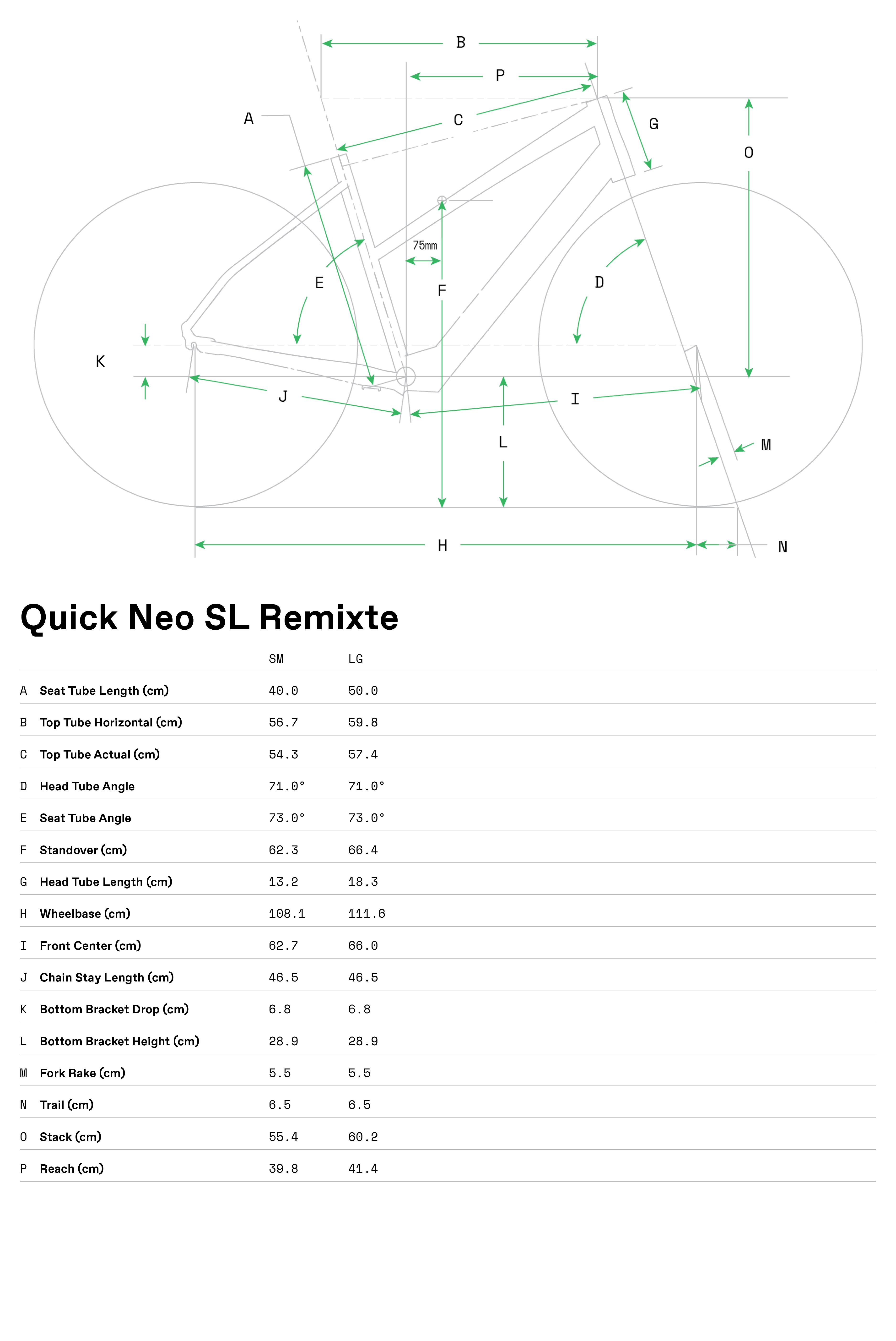 Quick Neo SL Remixte Geo