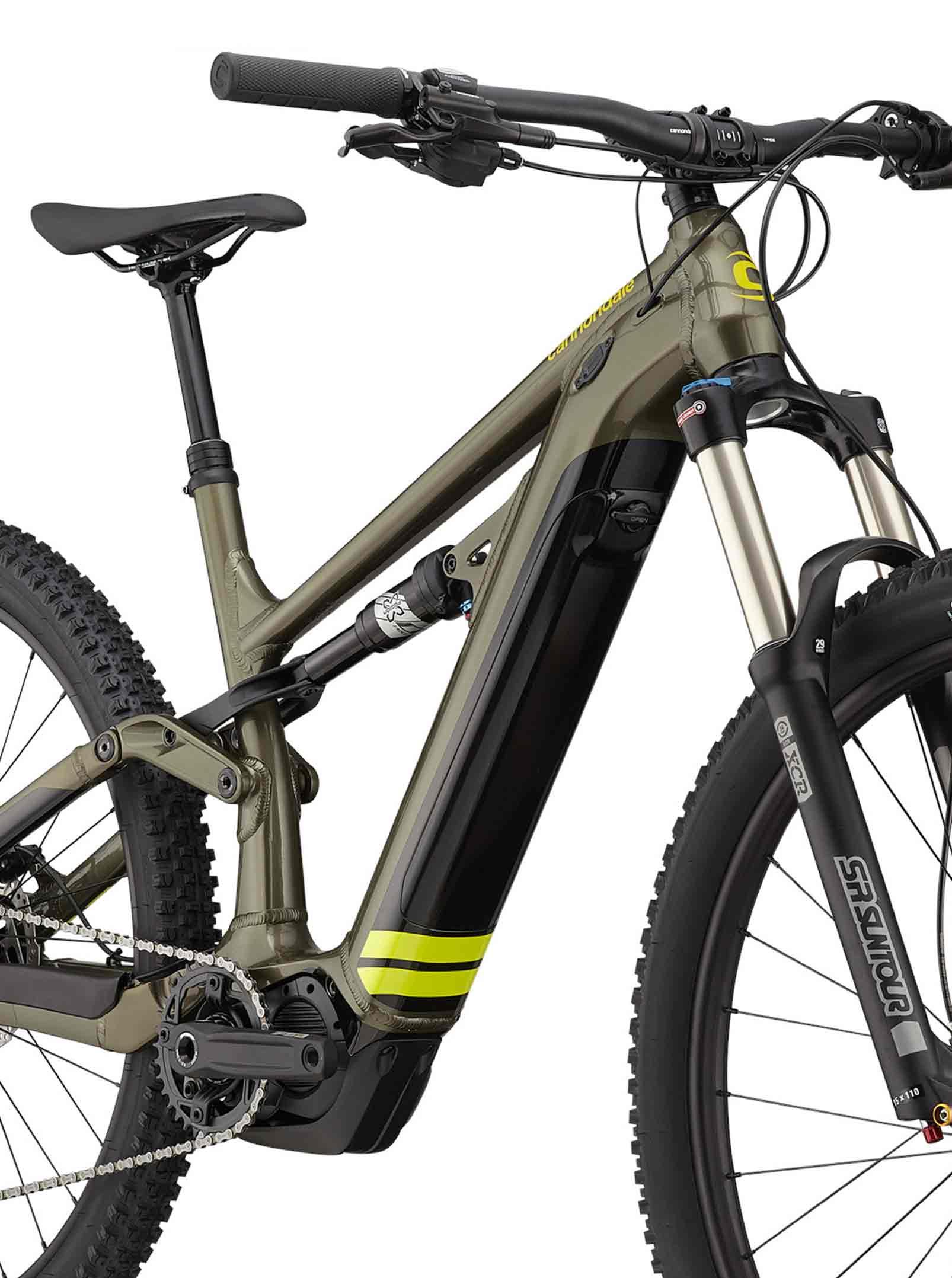 Moterra Neo 5 | Electric Mountain Bikes | Cannondale